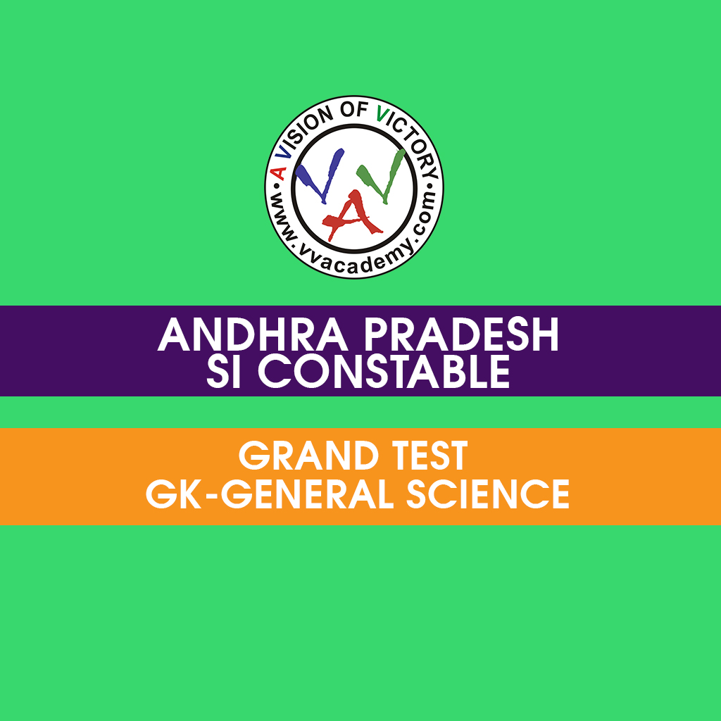 AP Police SI constable grand test