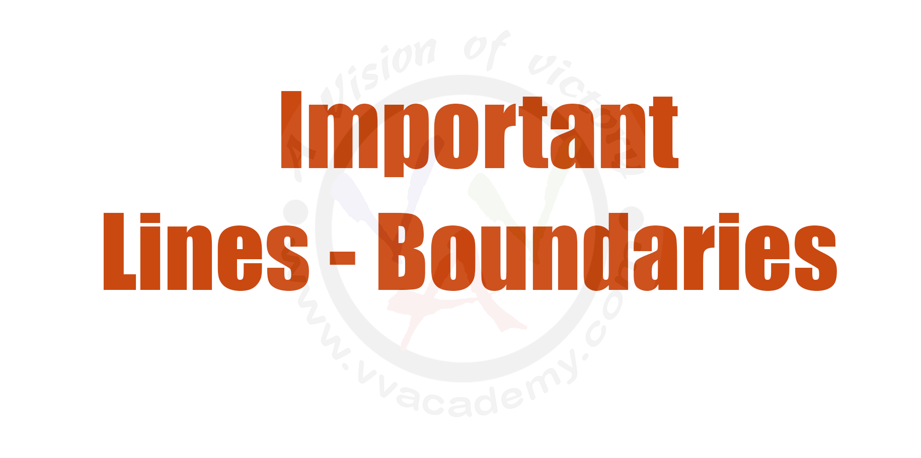 [:en]Important Lines – Boundaries[:]